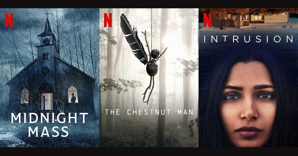 Netflix september 2021: Gyserfilm og serier
