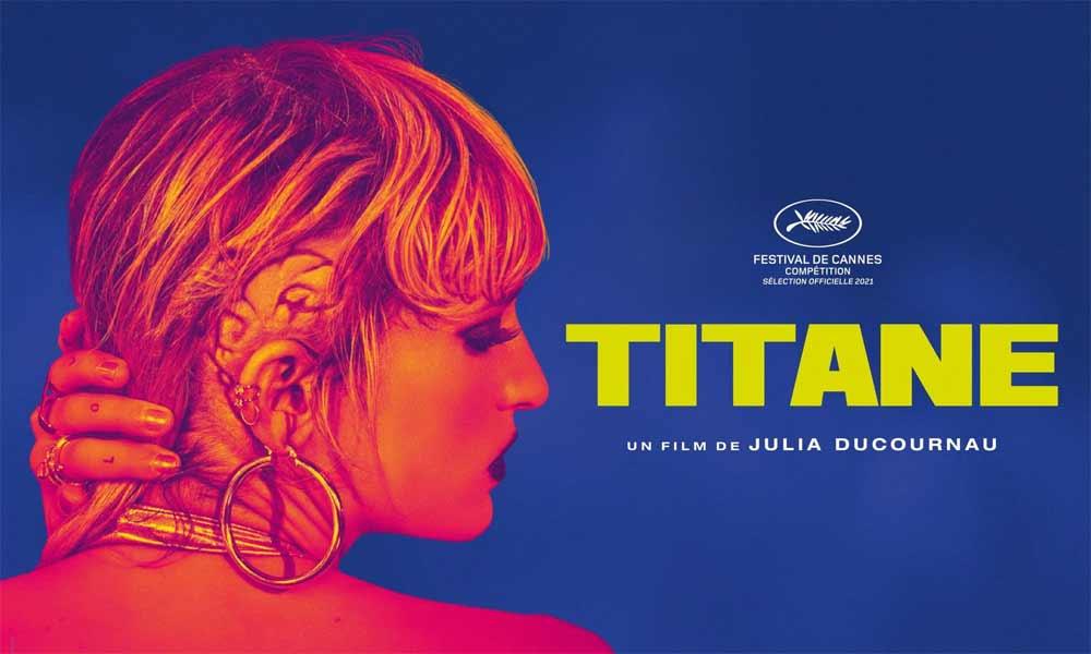 Titane (2021) sci-fi thriller