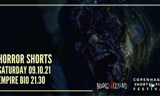 Horror kortfilm på Copenhagen Short Film Festival 2021