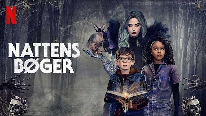 Nattens bøger / Nightbooks – Netflix anmeldelse (4/6)