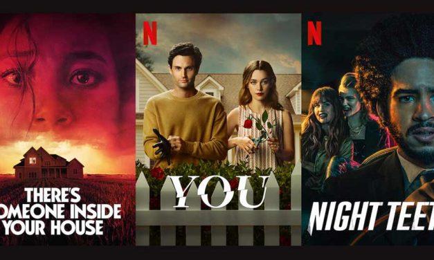 Netflix oktober 2021: Gyserfilm og serier